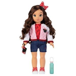 "Disney ILY 4ever 18"" Brunette Minnie Doll"